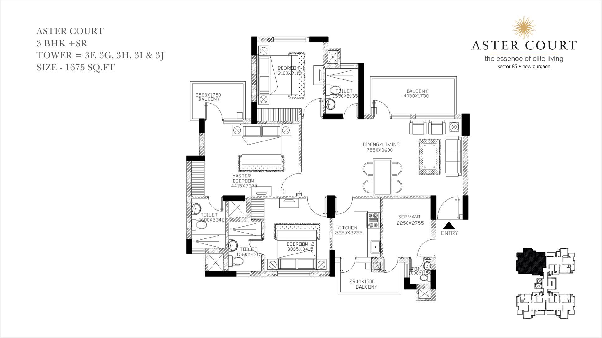 Aster Court Floor Plan 6