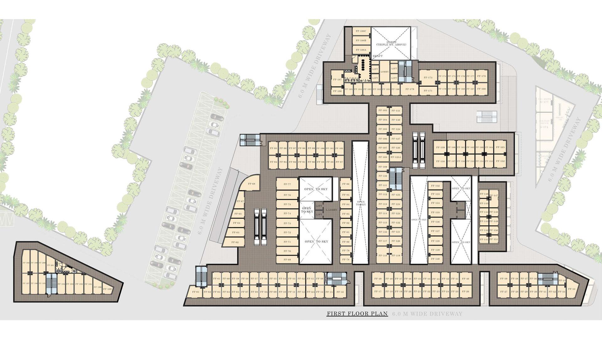 Market 89 Floor Plan 1
