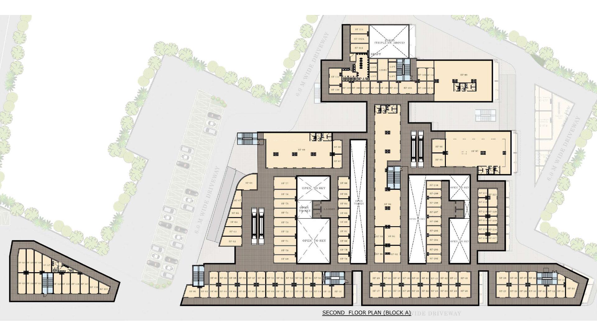 Market 89 Floor Plan 3