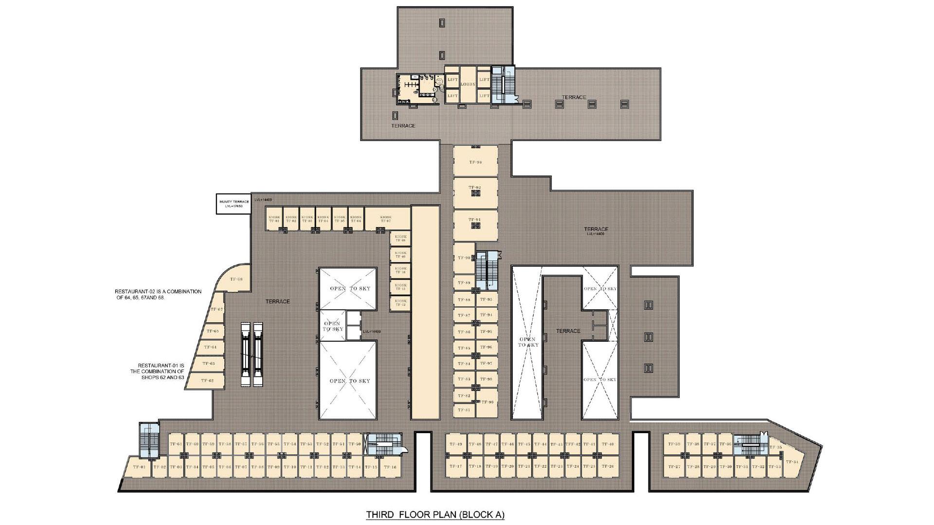 Market 89 Floor Plan 4